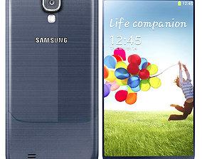 Samsung I9506 Galaxy S4 Black 3D