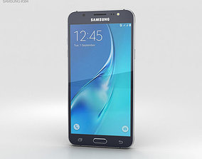 3D Samsung Galaxy J5 2016 Black