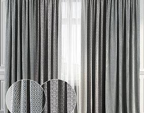 Curtain Set 135 3D