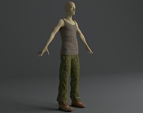 3D model Clothing Set 7