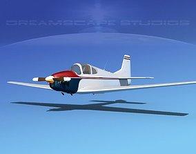 Johnston A-51A V15 3D model
