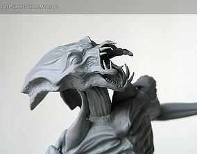 3D printable model Alien Ferreo