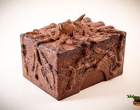 Forest Oni deck box 3D print model