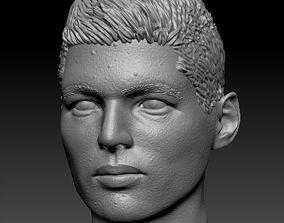 3D print model man Max Verstappen