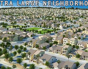 3D NEIGHBORHOOD 1100 HOUSES