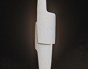 3D model Porta Romana Neolith Wall Light