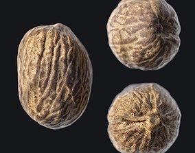 3D asset Nutmeg