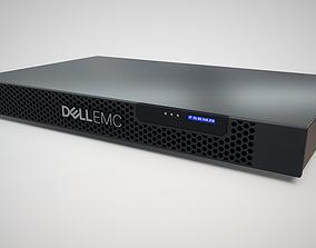Dell EMC -PowerEdge XR2 Rugged Server 3D model