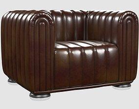 3D asset CLUB 1910 chair by JOSEF HOFFMANN