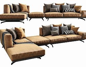 sofa 3D Ditre Italia Dalton