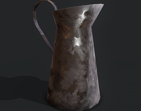 3D model Medieval Style Pitcher