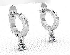 3D print model Two pairs of earrings