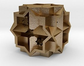Dice 3D printable model dice chance