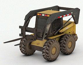 Skid-Steer Loader 2 3D model