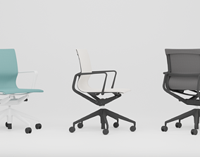 3D model Physix Office Chair