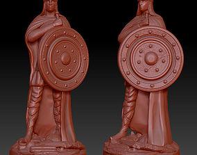 3D printable model Warrior