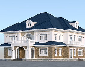 3D villa Villa 02