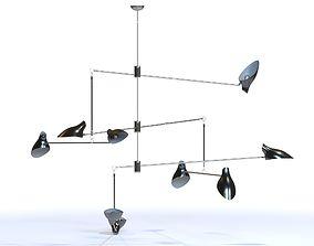 405 Hanging Mobile David Weeks Studio 3D