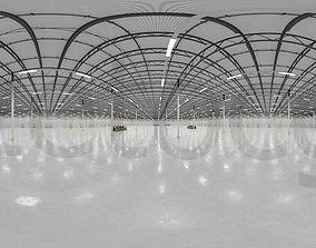 HDRI - Warehouse Interior 10 3D asset