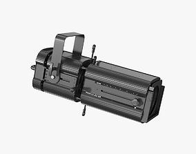 DTS Conventinonal Projectors LED Profilo 200 3D model