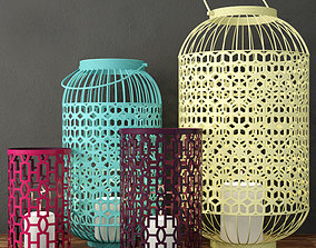 3D Lattice Lanterns