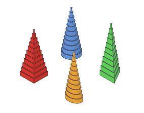 Bead Mandrels 3D print model