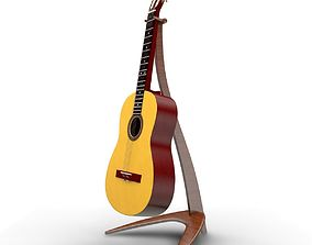 musical Classic Guitar 3D