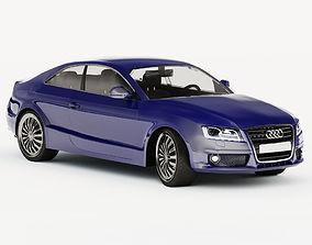 Audi A 5 audi 3D