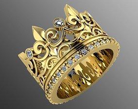 Ring od 40 3D print model