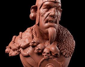 3D print model Giant bust