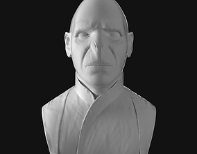 Voldemort 3D Print Ready