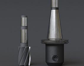 CNC tool 3D model