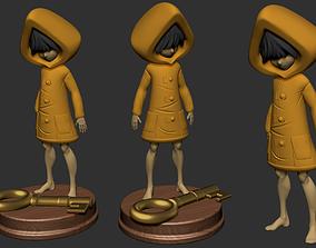 Little Nightmares - Six 3D print model