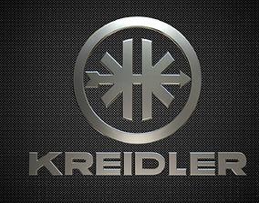 3D kreidler logo