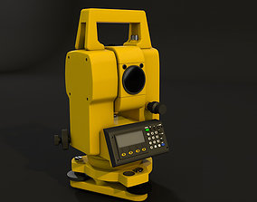 3D model Total Station