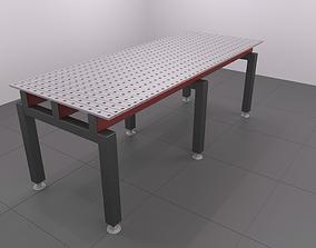 Welding Table 3D model