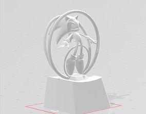 spaceship 3D PRINTS KEYCAP Sonic