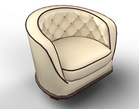 Essen chair 3D model
