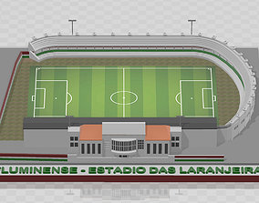 Fluminense - Estadio das Laranjeiras 3D printable model