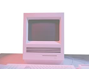 3D asset Macintosh