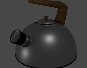 3D asset Kettle