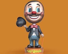 3D print model MrCharlie - Toy Uncle - Resident Evil 3