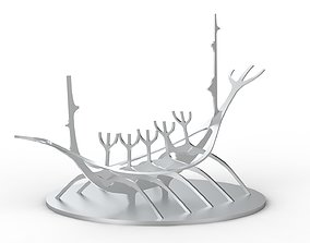 3D model The Sun Voyager - printable