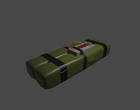 3D model Explosive