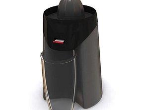 Black Citrus Juicer 3D