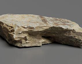 Slate Rock 3D
