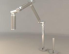 Kohler Karbon Kitchen Sink Faucet 3D