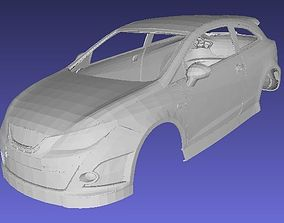 ibiza Seat Ibiza Cupra Printable Body Car