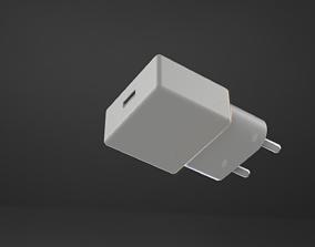 3D asset Phone charger