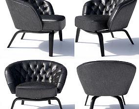 3D printable model Winston Arm chair